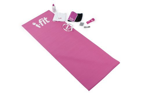 Starter Kit Pink For Wii Fit by i-CON by ASD (Kit Starter Wii)
