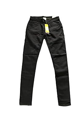 Adidas Neo Womens Denim Black Super Skinny Jeans W29 L32