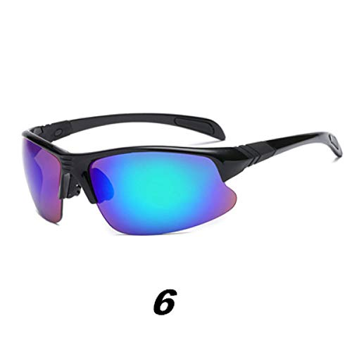 ZKAMUYLC SonnenbrilleUV400 HD Objektiv Männer Sonnenbrillen Frauen Sport Brillen Fahren Brillen Radfahren Brillen Tour De France Racing Brillen Oculos Ciclismo