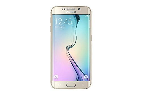 Samsung Galaxy S6 Edge (Gold Platinum, 64GB)