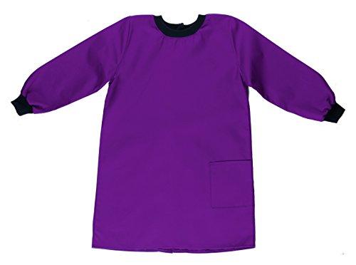 school-paint-apron-age-10-12-purple