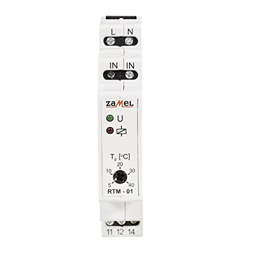 EXTA Temperaturregler, 1 Stück, RTM- 01 - 2