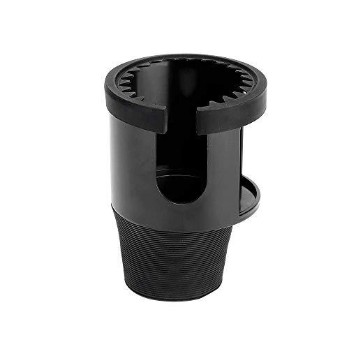 Issyzone Auto Großer Getränkehalter Schalen Halter Adapter Expander Kompatibel mit Hydroflaschen Nalgenes Yeti Ramblers Klean Kanteens und andere große Größen-Flaschen