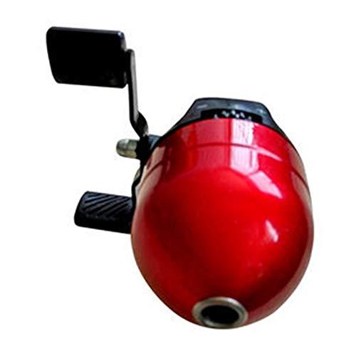 Neue benutzerfreundliche Angelprodukte Neue geschlossene Angelrolle Spinning Line Rad Fanggerät Spool System Tackle Tool kein Lager Leicht zu tragen