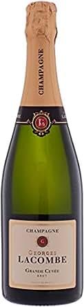 Lacombe Champ. Brut Grande Cuvee 7010415 Champagne, Cl 75