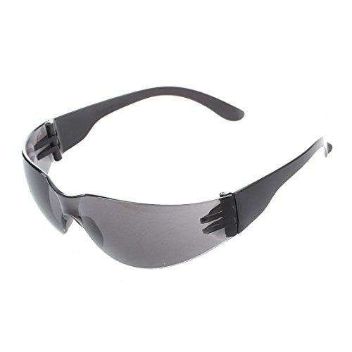 JVSISM Labor Schutzbrille Augenschutz Brille Laborbrille Schw.