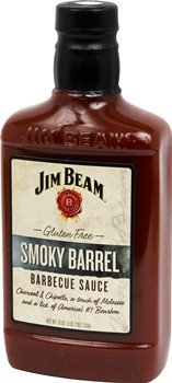 Jim Beam - BBQ Sauce Smoky Barrel Grillsoße Barbecue Soße Sauce - 420ml