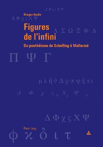 Figures de l'infini: Du panthéisme de Schelling à Mallarmé (Berner Reihe philosophischer Studien, Band 50)