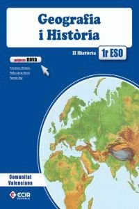 Eso 1 - Geografia I Historia - Nova (valencia) por Aa.Vv.