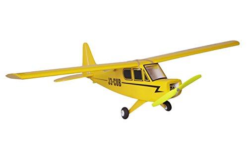 *Piper J3 Cub ORIGINALgelb – Einfach Schön & Gut- Überall zu fliegen!*