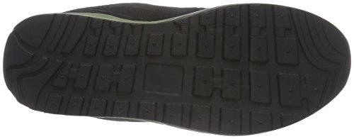 KangaROOS - Kanga X 2000 V, Scarpe da ginnastica Unisex – Bambini Noir - Schwarz (Black/Olive 582)