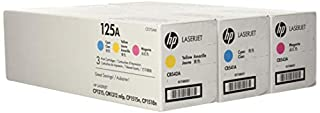 HP CF373AM 125A Cartucho de Tóner Original, 3 unidades, cian, magenta, amarillo (B00BQTJ0PA) | Amazon price tracker / tracking, Amazon price history charts, Amazon price watches, Amazon price drop alerts