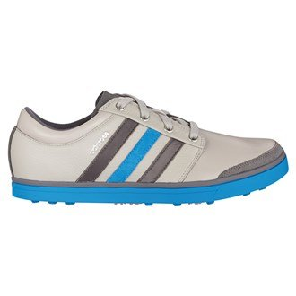 Adidas adicross Gripmore Herren Golfschuhe 2015, grau/blau, grau, standard, 10