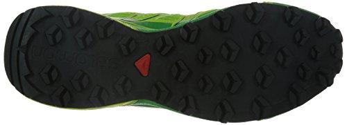 Salomon Speedcross Vario, Chaussures de trail homme Jaune - Gelb (Granny Green/Gecko Green/Fern Green)
