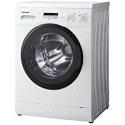 Panasonic NA-107VC5 freestanding Front-load 7kg 1000RPM A++ White washing machine - washing machines (Freestanding, Front-load, White, Left, LCD, 140°)
