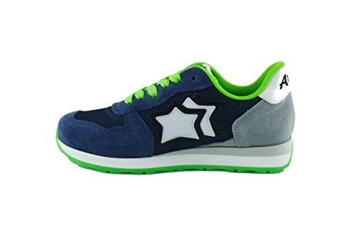 Atlantic Stars , Jungen Sneaker Blau