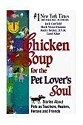 Chicken Soup for the Pet Lover's Soul [Large Print] [Gebundene Ausgabe] by Ca...