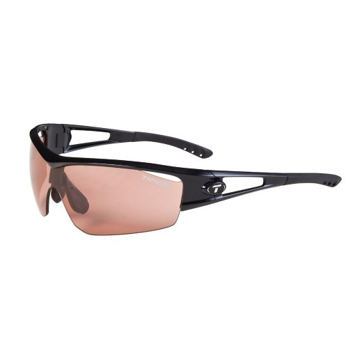 TIFOSI LOGIC GLOSS BLACK FOTOTEC SUNGLASSES