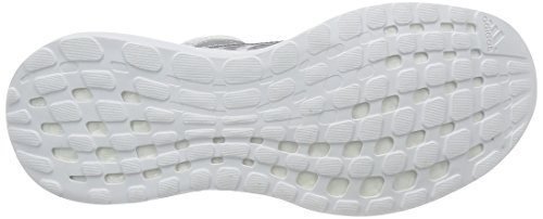 adidas Pureboost X, Chaussures de Running Femme, Violet Blanc (Ftwbla / Plamet / Pursho)