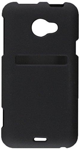 Beyond 3-in-1-Schutzhülle mit Displayschutzfolie für HTC EVO 4G LTE PJ75100, Schwarz (Handy Htc Lte Evo 4g)