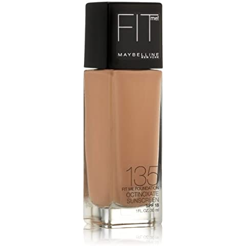 Maybelline Fit Me! Foundation -135 Creamy Natural by SyncMarket