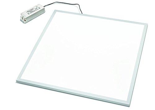 LED Panel Rasterdecken-Leuchte 625 x 625 mm tageslichtweiß 4000K