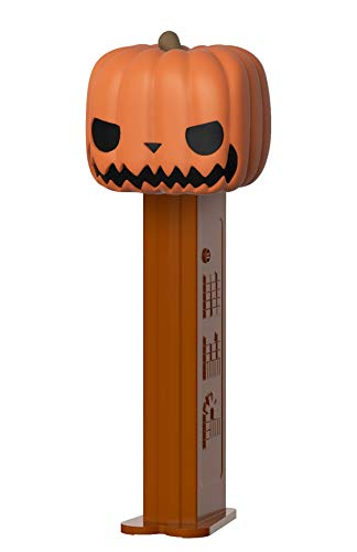 Funko The Nightmare Before Christmas Pumpkin King Pop! Pez Candy & Dispenser