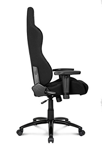 AKRacing K7012 – AK-K7012-BG  – Silla Gaming, Color Negro/Verde