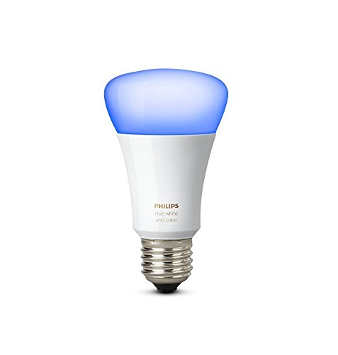 Light Energy Saving Lamp (Philips Hue White & Color Ambiance E27 LED Lampe Erweiterung, 3. Generation, dimmbar, bis zu 16 Millionen Farben, steuerbar via App, kompatibel mit Amazon Alexa (Echo, Echo Dot))