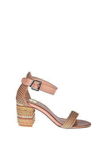 2890d40f2 EXE I47004374586 High Heeled Sandals Women Beige 36