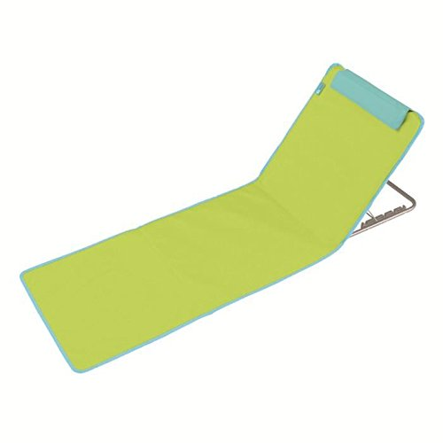 innovaxe-clic-clac-chaise-de-plage-mixte-adulte-vert-lime-144-x-46-x-48