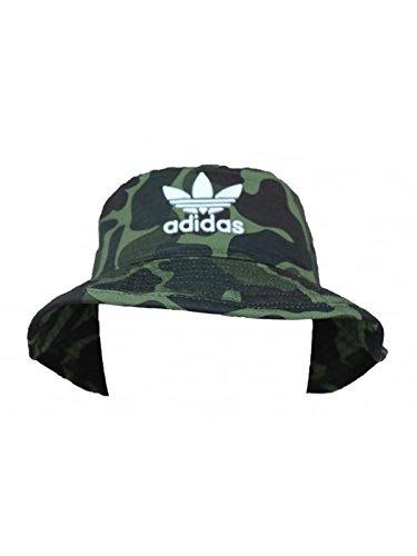 adidas Herren Bucket Hat Camo Hut, Mehrfarbig/Multco, OSFM