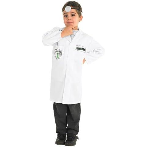 Rubie's 883622M - Disfraz de médico para niño
