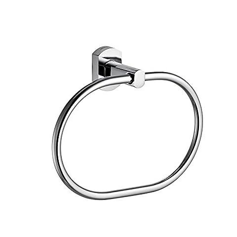 SDKIR-Raffiniertes Kupfer Bad hardware Zubehör/Handtuch ring Handtuch