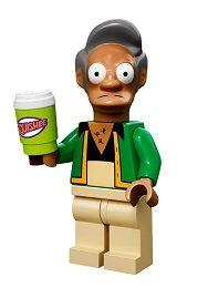 The Simpsons Lego Mini Figure Apu 1