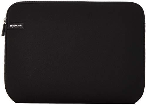 "AmazonBasics NC1303153 - Funda para ordenadores portátiles (14\""), color negro"