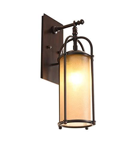 Chandelieramerican Wall Light Vintage Iron Art lámpara
