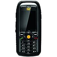 Caterpillar CAT B25 - Téléphone Mobile Compact Débloqué 2G - Noir