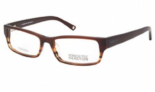 kenneth-cole-reaction-montura-gafas-de-ver-kc0686-048-marron-oscuro-53mm