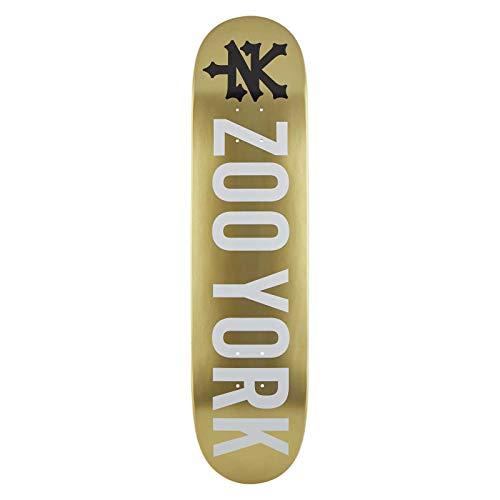 ZooYork Logo Skateboard Deck (8
