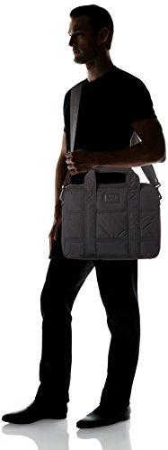 BOSS Orange Herren Bomber_s Doc 10199208 01 Business Tasche, 8x30x39 cm Schwarz (Black)