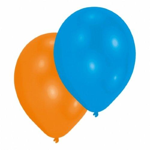 iert 10Latex-Luftballons, Metallic Farben (Halloween-kostüm-clearance)