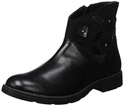 653be24c Geox Girls'' Jr Sofia B Ankle Boots: Amazon.co.uk: Shoes & Bags