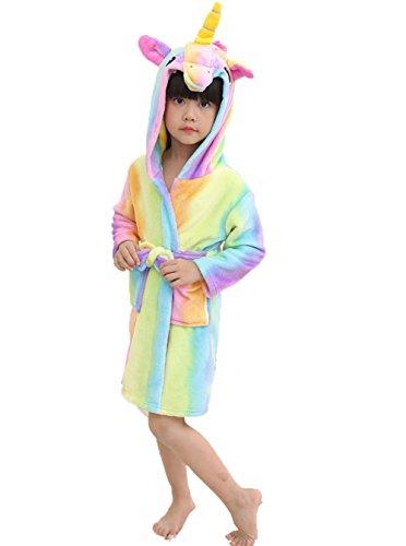 Z-Chen Bata para niños - Forma de Unicornio