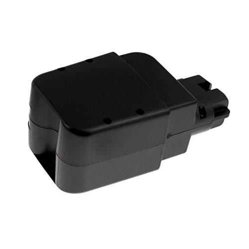 Powery Batterie pour metabo Type 6.31179.00 (Contacts Plats) NiMH, 12V, NiMH [ Batterie Outil électroportatif ]