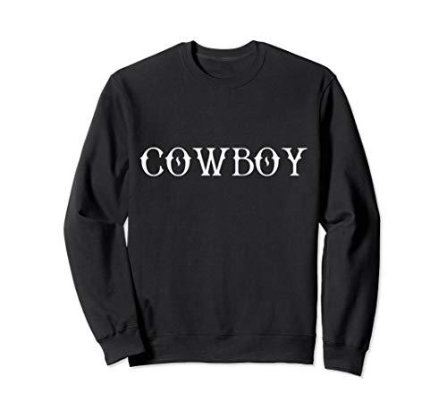 Country Lustige Western Kostüm - Cowboy Country Western Lazy Halloween Kostüm lustig Sweatshirt