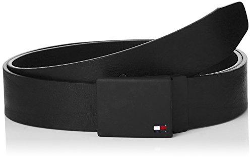 Tommy Hilfiger New Denton 3.5 Schwarz Leder Gürtel 3,5 cm breit diverse Längen