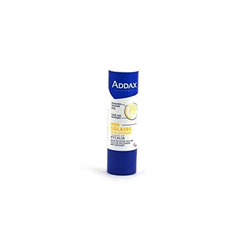 Addax-Stick Lèvres Solaire Hycalia Addax Filtre Solaire Anti-Oxydant 4g