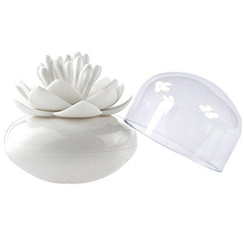 nuliaha-r-lotus-wattestabchen-halter-klein-q-tips-zahnstocher-lagerung-organizer-weiss