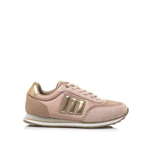 MTNG Attitude 56406, Zapatillas para Mujer, Beige (Soft Saturno Nude C44871), 38 EU